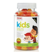 GNC Milestones Kids Gummy DHA for Kids 2-12 120 Gummies