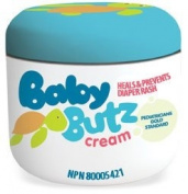 Baby Butz - 100% Natural Nappy Rash Cream - 120ml