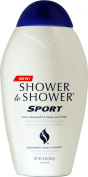 Shower to Shower Body Powder - Sport 240ml