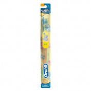 Oral-B Toothbrush, Stages 1 (4-24 Months), Baby Soft S1, 1 toothbrush