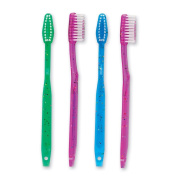 OraBrite Pre-Teen Pre-pasted Disposable Sparkle Toothbrush - 144 per pack