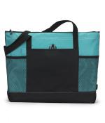 Gemline Select Zippered Tote Bag. 1100