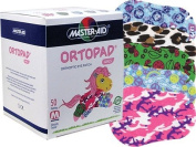 Ortopad Girls Eye Patches - Medium Size
