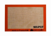 Silpat Non-Stick Silicone Jelly Roll Pan Baking Mat, 28cm by 43cm