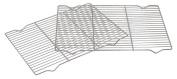 Fox Run 50cm x 36cm Chrome Cooling Rack