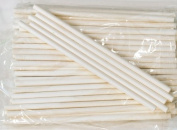Cybrtrayd 45St50 50-Piece Lollipop Sticks, 11cm Long by 0.4cm Thick