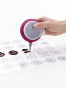 Lekue 3000007SURM017 Decomat Decorating Kit