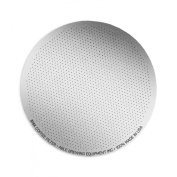 Able Brewing disc Coffee filter for AeroPress Coffee & Espresso Maker - stainless steel reusable- made in USA