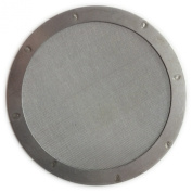 Aeropress Disc filter - Aerocoffee filter for Aeropress. The Micro-filter Stainless Steel Coffee filter. Washable & Reusable. Lifetime 100%. filter Fits All Aerobie Aeropress Coffee & Espresso Makers