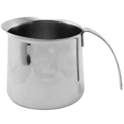 KRUPS XS5020 Stainless Steel Milk Frothing Pitcher, 590ml, Silver