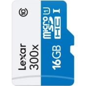 16GB High Performance microSDHC UHS-I Card