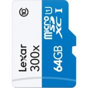 64GB High Performance microSD Extended Capacity (microSDXC) Card