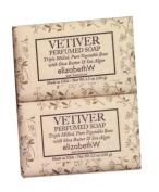 Elizabeth W Vetiver Perfumed Soap
