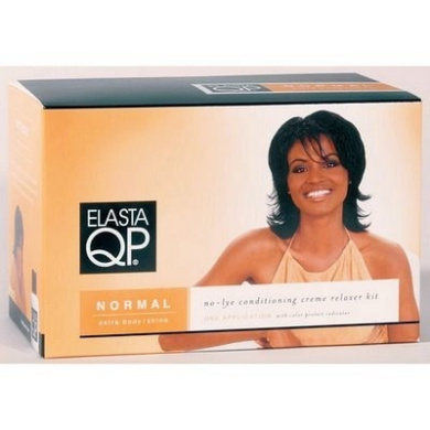 Elasta Qp No-lye Conditioning Creme Relaxer Kit