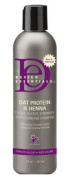 Design Essentials Oak Protein & Henna Fuller Thicker Stronger Deep Cleansing Shampoo