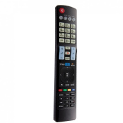 TV Remote Control for LG AKB73615303=AKB73615397=AKB73615362 42PM4700, 37LN540B. It is a perfect replacement for AN-MR400 Magic Motion Remote. Supported models