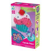 Plush Craft Cupcake Pillow