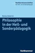 Philosophie in Der Heil- Und Sonderpadagogik  [GER]