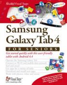 Samsung Galaxy Tab 4 for Seniors [Large Print]
