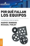 Por Que Fallan Los Equipos [Spanish]