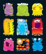 Carson Dellosa Monsters Prize Pack Stickers