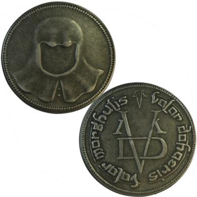 Game of Thrones, The Iron Coin of the Faceless Man, original