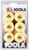 JOOLA Rossi Champ 1-Star 40mm Table Tennis Balls - 6 Pack