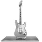 Fascinations Metal Earth Electric Lead Guitar 3D Metal Model Kit