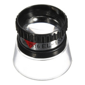 New 15X Eye Magnifier Loupe Lens Set Jeweller Tool Monocular Magnifying Glass