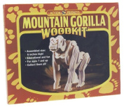Mountain Gorilla Woodkit By Action Products