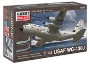 Minicraft C-130J USAF with 2 Marking Options Model Kit, 1/144 Scale
