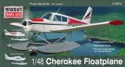 Minicraft Piper Cherokee Float Plane Aeroplane Model Kit