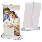 Portable Banner Stand 28cm X 20cm