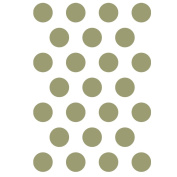 J BOUTIQUE STENCILS Polka Dot Stencils Reusable Template for Crafting Canvas DIY decor Wall art furniture
