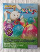 Dudley's Eggceptional Decoarating Kit Glitter Tie Dye