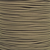 0.3cm Elastic Cord Beading Crafting Stretch String with Various Colours - Choose from 10, 25, 50, and 30m, Made in USA