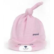 WXBUY Cartoon Baby Girls Boys Toddlers Cotton Sleep Cap Light Pink