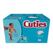 Cuties JR Club Premium Nappies