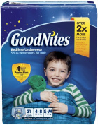 Goodnites Underwear - Boy - Small - 31 ct