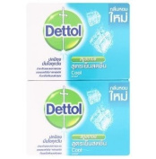 Dettol Cool Soap 70g X 4 Pcs