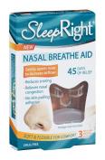 Sleep Right Nasal Breathe Aid, 3 ct