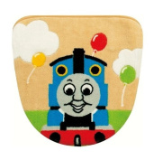 Thomas the Tank Engine Happy Lid cover (heating, cleaning toilet only) beige