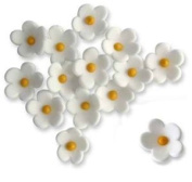 JEM Cutters Icing Blossoms - 2.5cm - White - 50 pcs