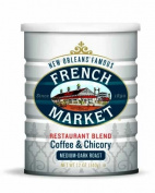 FRENCH MARKET Coffee and Chicory Restaurant Blend, 350ml