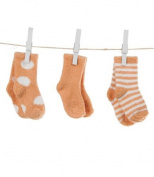 Little Giraffe Box of Socks Gift Set, Colour