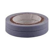 Lychee Craft 2pcs DIY Japanese Purple Mini Washi Tape