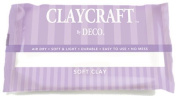 WHITE - CLAYCRAFT by DECO Soft Clay