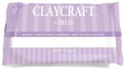 WHITE - CLAYCRAFT by DECO Soft Clay