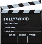 Hollywood Clapboard 30cm