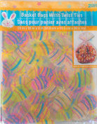 (2) Pack of Easter Cellophane Basket Bags 60cm x 60cm